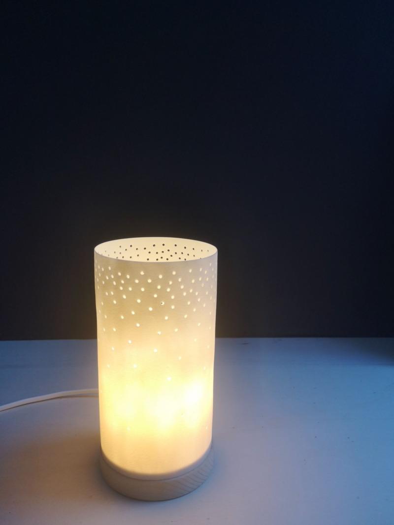 lamp-starry-sky